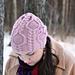 Fiori Hat pattern
