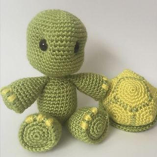 Amigurumi Turtle Free Pattern | Crochet turtle, Crochet patterns ... | 320x320
