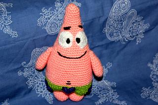 Amigurumi SpongeBob Squarepants & Patrick Star   Crochet patterns ...   213x320