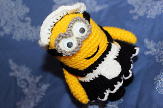Pattern: Despicable Me Minion - All About Ami | 213x320
