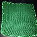 Double Knit Scrubbie pattern