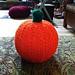 Glowing Pumpkin Decoration pattern