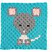 Zoodiacs Mouse Graph pattern