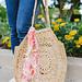 Sunburst Circle Bag pattern