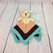 Baby Bear Lovey pattern