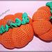 Calabaza- Pumpkin pattern