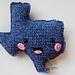 State of Texas Kawaii Cuddler® pattern