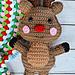 Reindeer Kawaii Cuddler® pattern