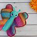 Butterfly Kawaii Cuddler™ pattern