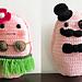 Potato Kawaii Cuddler® pattern