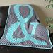 Ampersand C2C Throw Blanket pattern