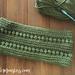 Bead Stitch Cowl pattern