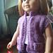 Summer Vest for American Girl Dolls pattern