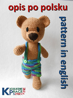 Ravelry: Lovey Blanket Bear Security Blanket Teddy pattern by Tatie | 320x240