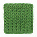 Sedge Stitch Washcloth pattern
