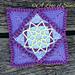 Kaleidostar Square pattern
