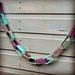 Paper Chain - Crochet style pattern