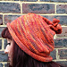 Autumn Curl Slouch  pattern