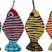 Little Fishy Bath Mitts pattern