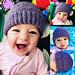 Astrid Hat pattern