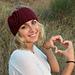 Valentine's Heart headband pattern
