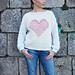 All my Heart sweater pattern