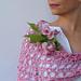 Cherry Blossom Wrap pattern