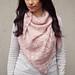 Mellow Sunday shawl pattern