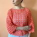 Crete sweater pattern