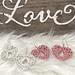 SASSy Sweetheart Earrings pattern