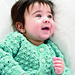 Cosy Baby Cardigan pattern