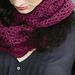 Leaping Waves Cowl pattern