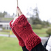 Oopsie Daisy Mitts pattern