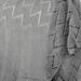 Rectangular Chevron Shawl pattern