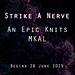 Strike a Nerve MKAL pattern