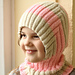 Laura Balaclava - for Worsted pattern