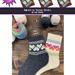 Sweet or Sassy Socks pattern