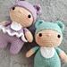 Mini Twin Babies pattern