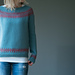 Beat Sweater pattern