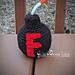 F bomb - F-bomb plush pattern