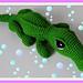 Crocodile - Alligator pattern