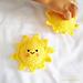 Sun shine amigurumi sun pattern