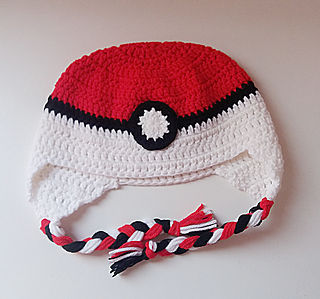 Crocheted Pokemon hats are my favorite! - Album on Imgur | 299x320