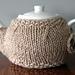 Teapot Cosy pattern