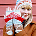 Dolo Mitts pattern