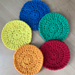 Reusable Face Scrubbies pattern