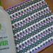 Tricolour Dishcloth pattern