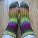 Harris Tweed Socks pattern