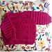 Yarn Over Pullover pattern
