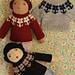 Little Flower Sweater for Dolls pattern